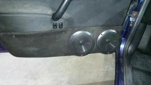 deurpaneel Corsa Installer Battle