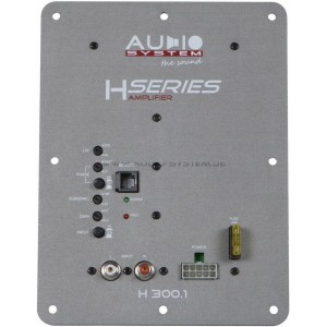 audio system m10 amp