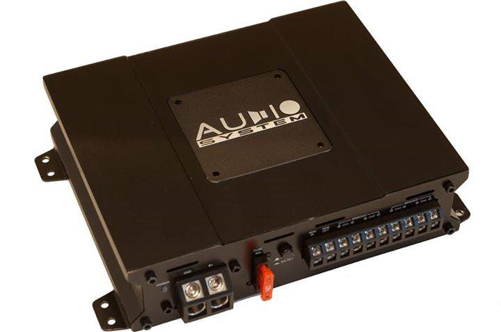 Audio System 80.4 2
