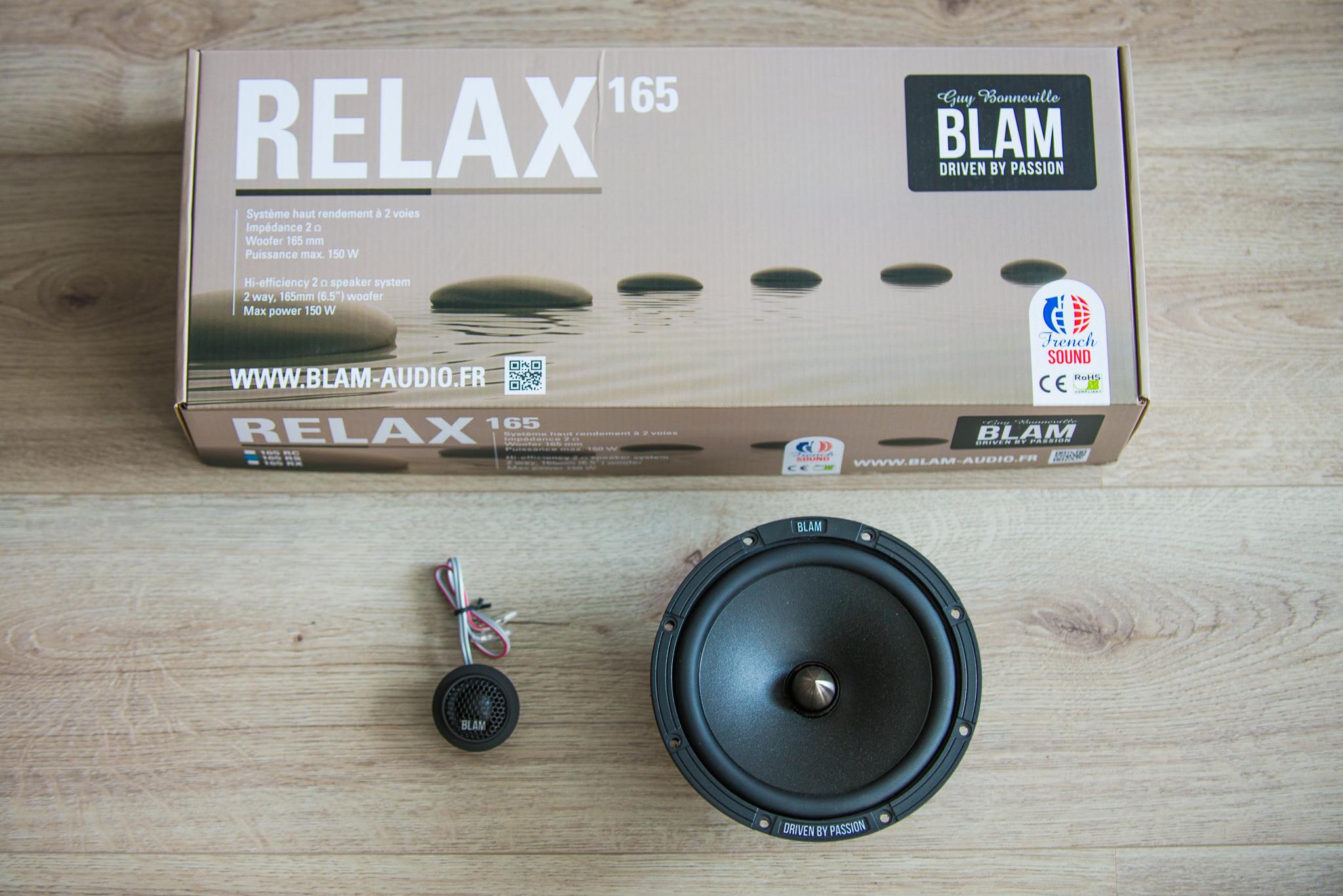 BLAM Relax