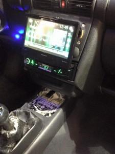 Headunit Pioneer 7000BT Corsa Installer Battle