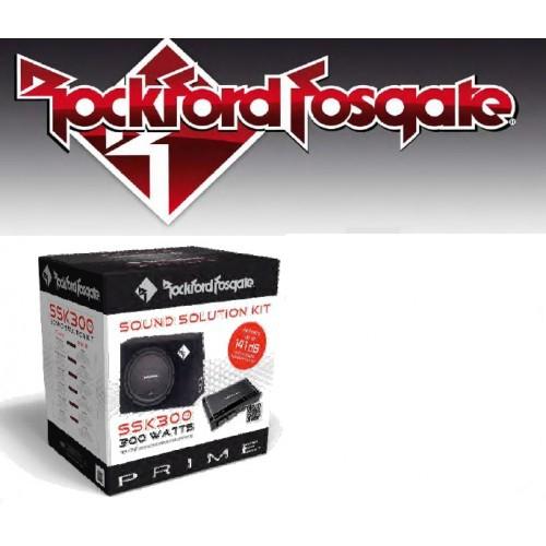 Rockford Fosgate Sound Solution Kit SSK300